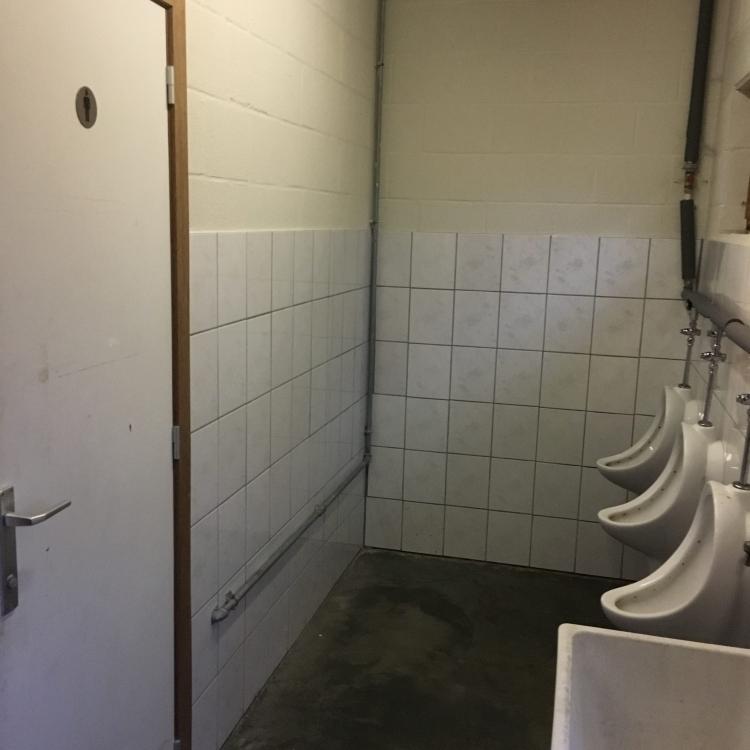 Mannen-WC